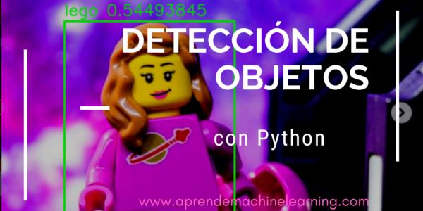 Detección de Objetos con Python
